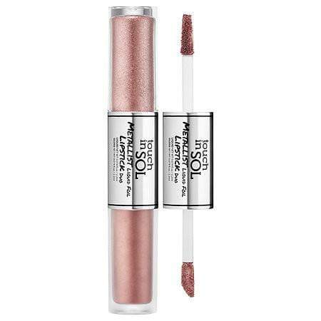 Touch In Sol Lipstick Touch In Sol Metallist Liquid Foil Lipstick Duo - Penny
