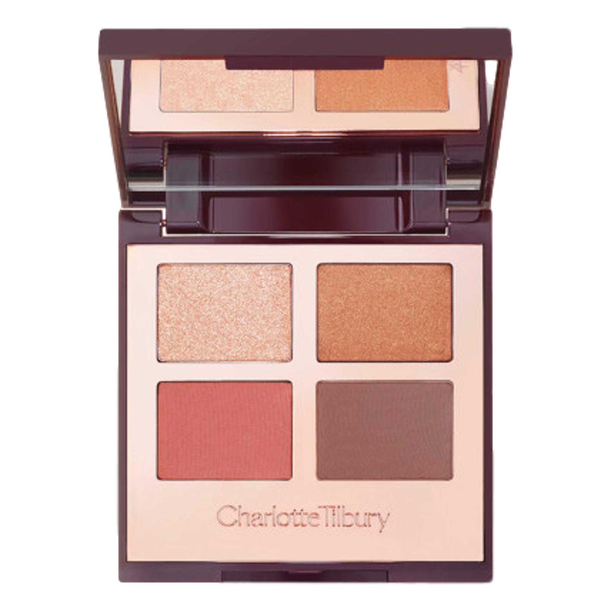 Charlotte Tilbury Luxury Eyeshadow Palette - Bigger Brighter Eyes Transform Eyes, eyeshadow palette, London Loves Beauty
