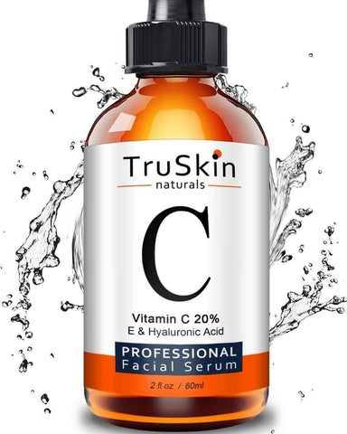 TruSkin Naturals Vitamin C Serum for Face (2.0 fl oz), Skin Care, London Loves Beauty