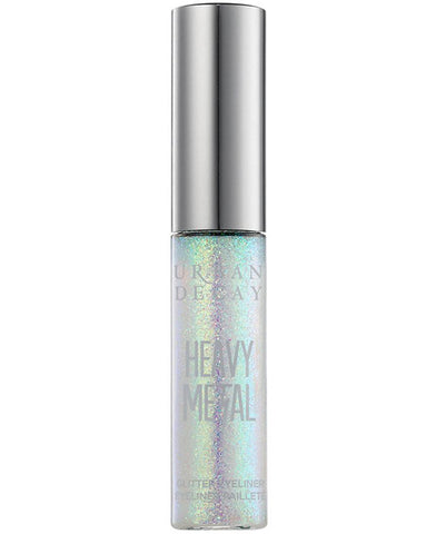 Urban Decay Heavy Metal Glitter Eyeliner: Distortion, eyeliner, London Loves Beauty