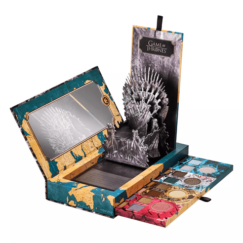 URBAN DECAY Game of Thrones eyeshadow palette, eyeshadow palette, London Loves Beauty