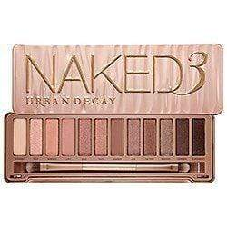 Urban Decay Naked 3 Palette, eyeshadow palette, London Loves Beauty