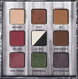 Urban Decay eyeshadow palette Urban Decay Troublemaker Eyeshadow Palette - Limited Edition