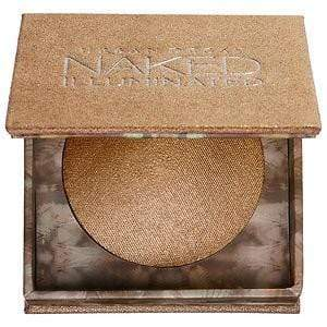 Urban Decay highlighter Urban Decay Naked Illuminating Shimmering Powder for Face and Body: Luminous