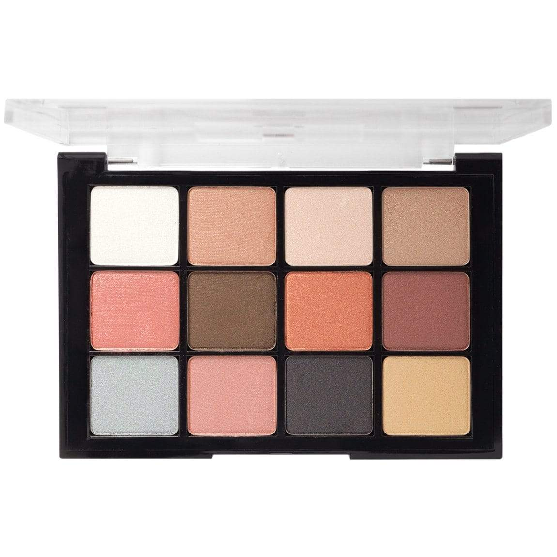 VISEART Eyeshadow palette - Sultry Muse, eyeshadow palette, London Loves Beauty