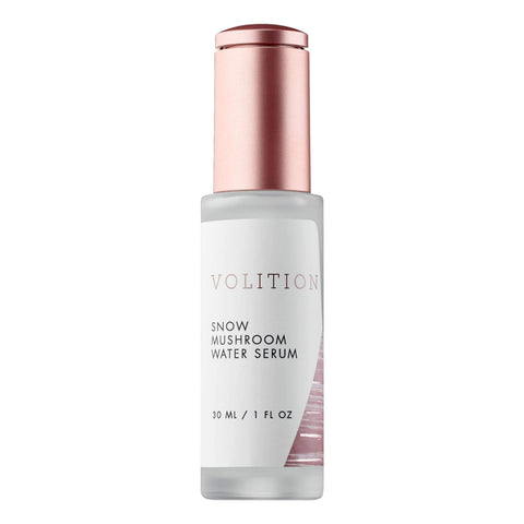 VOLITION BEAUTY Snow Mushroom Water Serum, Brightening Serum, London Loves Beauty