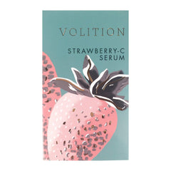 VOLITION BEAUTY Strawberry-C Brightening Serum, Brightening Serum, London Loves Beauty