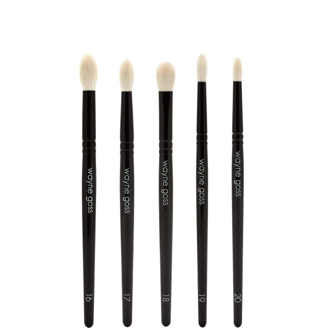 Wayne Goss The Eye Set, Face Brushes, London Loves Beauty