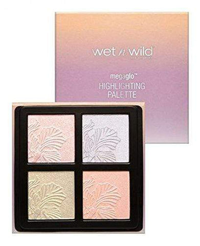 WET N WILD Megaglo Highlighting Palette, Highlighters, London Loves Beauty