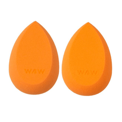 Wet N Wild Makeup Sponges Wet N Wild Mini Makeup Sponge 2-Pack