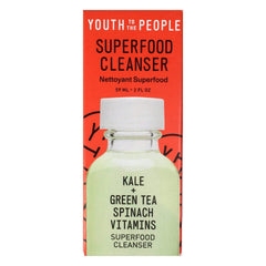 Youth To The People cleanser Youth To The People Superfood Antioxidant Cleanser, 2oz