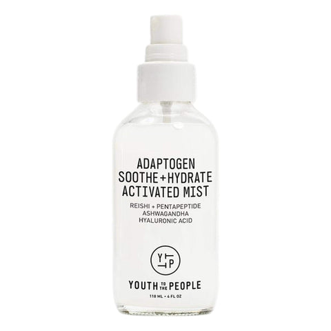 Youth To The People Adaptogen Soothe + Hydrate Activated Mist, 4 oz, Skin Care, London Loves Beauty