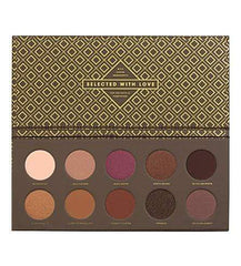 ZOEVA Cocoa Blend Eyeshadow Palette, Eyeshadow, London Loves Beauty