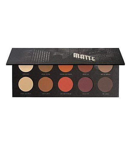 ZOEVA Matte Eyeshadow Palette, Eyeshadow, London Loves Beauty