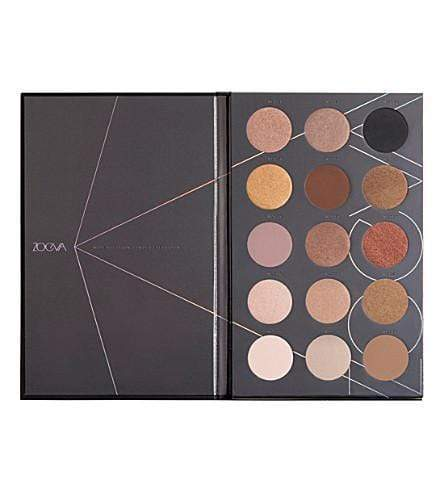 ZOEVA Nude Spectrum Eyeshadow Palette, Eyeshadow, London Loves Beauty