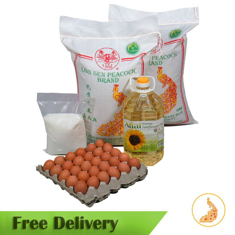Medium Family Set ( Superior Rice )