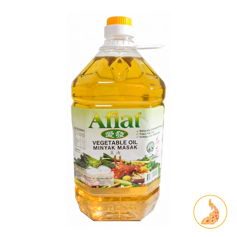 LS Veg Cooking Oil 5L