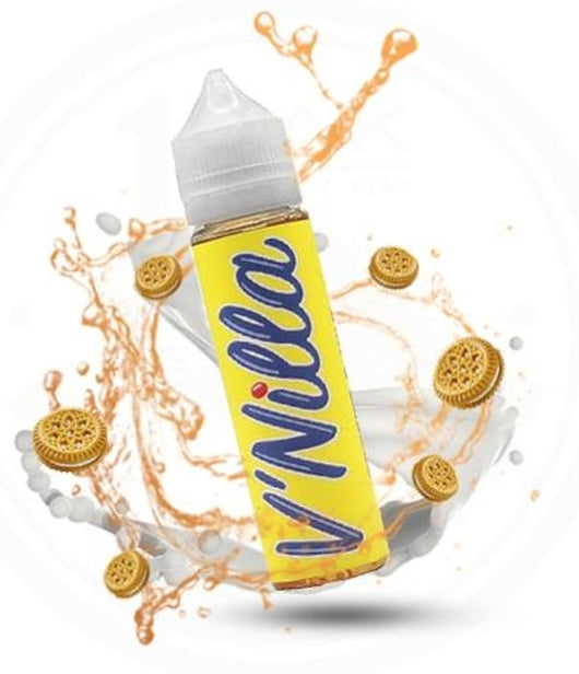 V'NILLA COOKIES & MILK - BY TINTED BREW LIQUID CO.