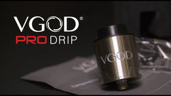 VGOD Pro Drip RDA - Two-Post