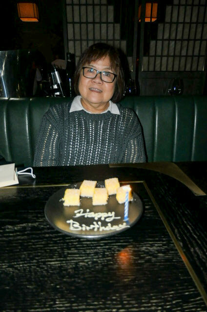 Mum's Birthday at Mott32