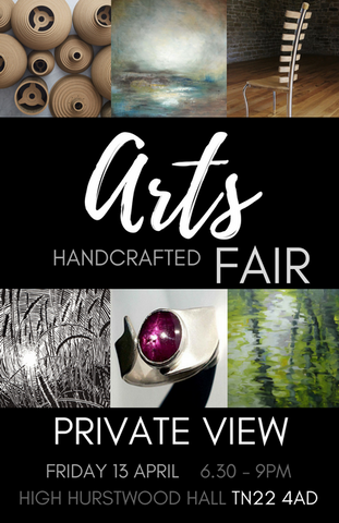 My First Show of the Year!!!! ......Showcasing the talent of Sussex Artists