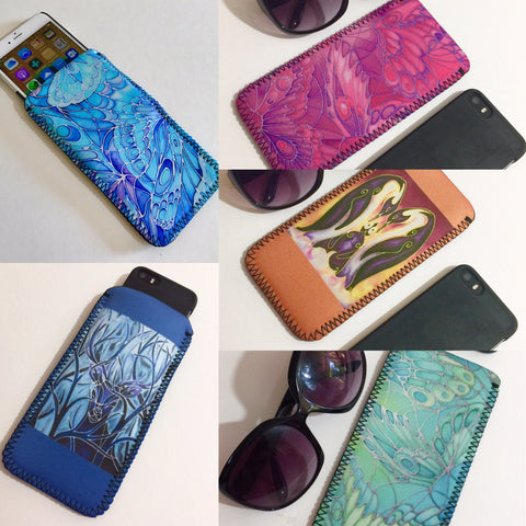meikie phone covers glasses cases beautiful designs