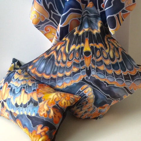 Interior textiles - Meikie Designs - Bespoke Fabric - Contemporary Design