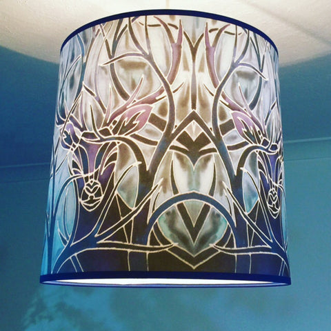 Cool Lampshades - Made to Order - Meikie Designs - Bespoke Lampshades - Contemporary Design
