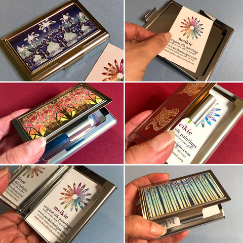 business card holders - credit card holders