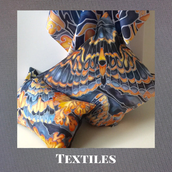 Made to order Textiles / Fabrics / Curtains / Blinds / Cushions / Exterior fabrics