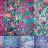 Hand Painted Silk Originals by Meikie