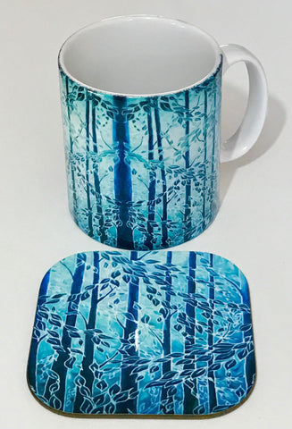 contemporary design tree mug by meikie