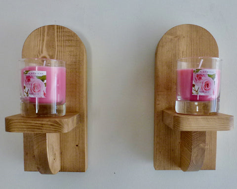 Sconce's & Candle Holders