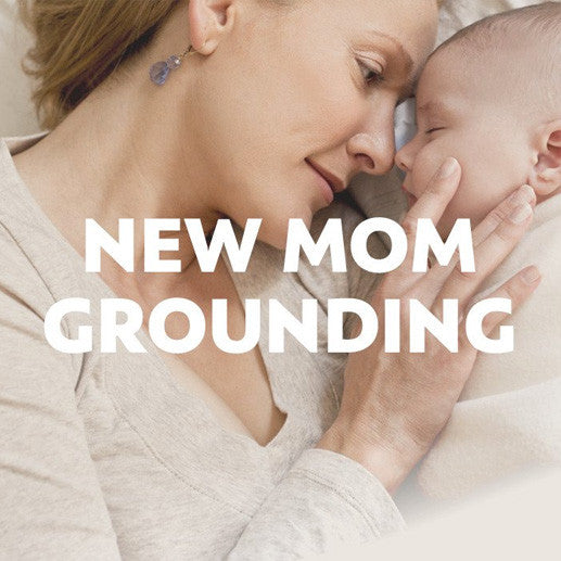 New Mom Grounding Guided Meditation