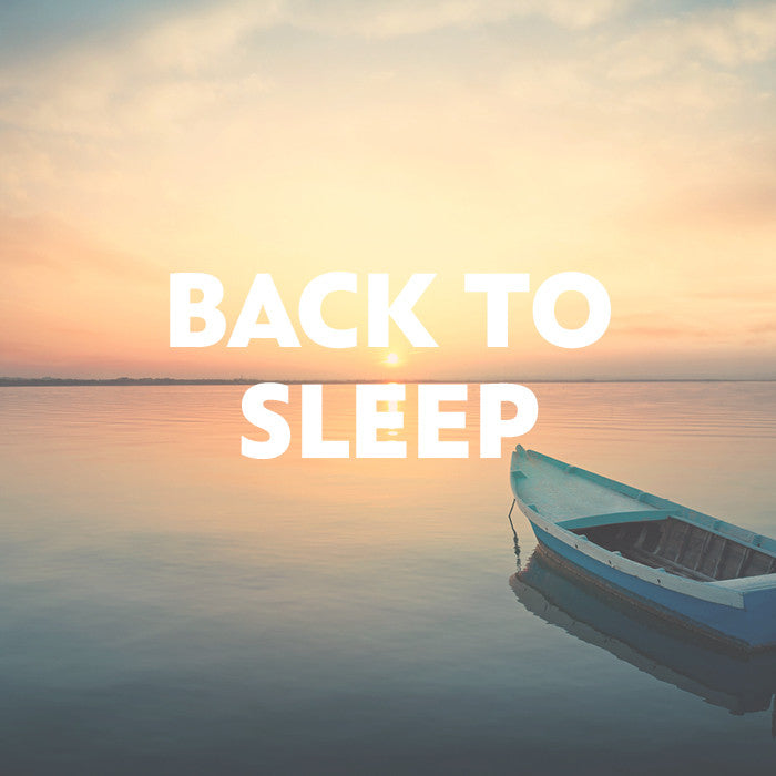 Back to Sleep Guided Meditation