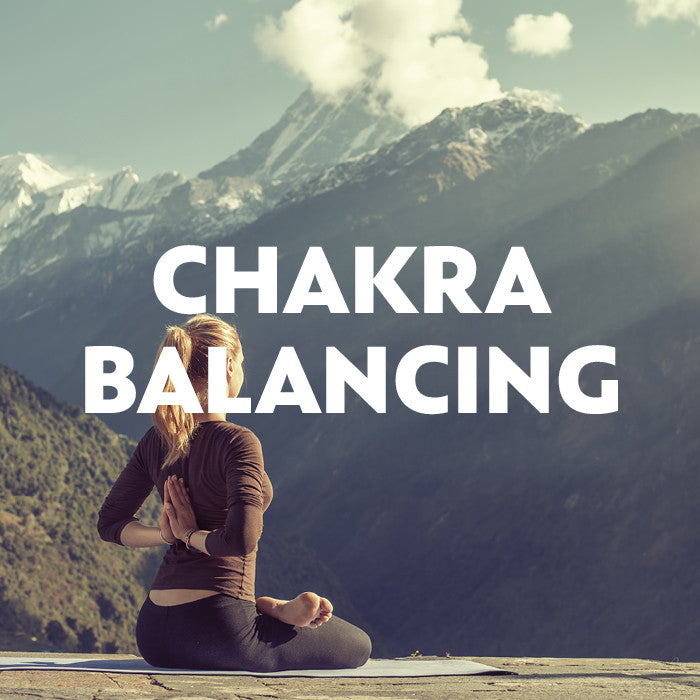 Chakra Balancing Guided Meditation