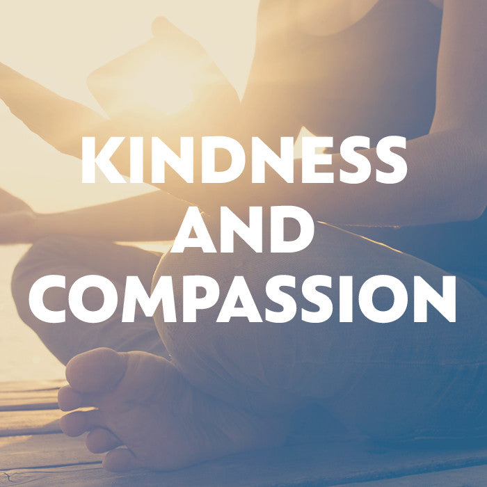 Kindness and Compassion Guided Meditation