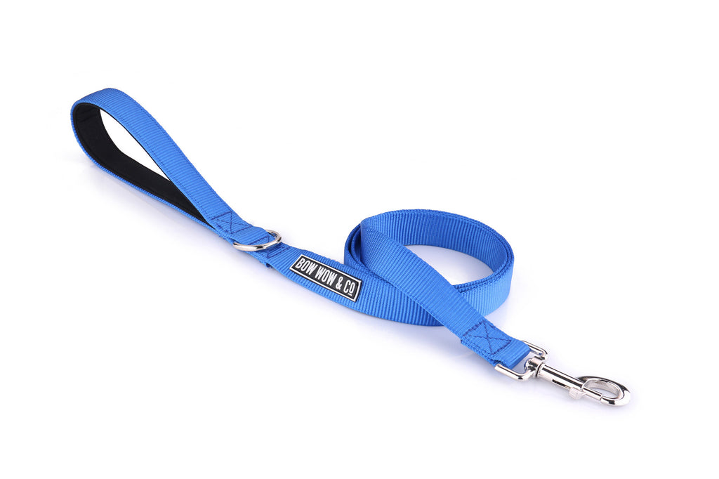 TRUE BLUE DOG LEASH