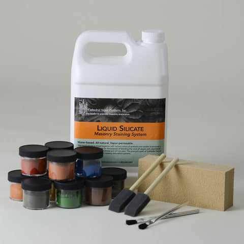 Powder Stain Kit