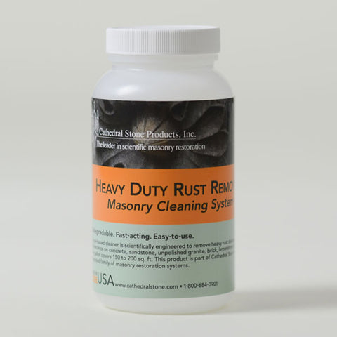 Heavy Duty Rust Remover