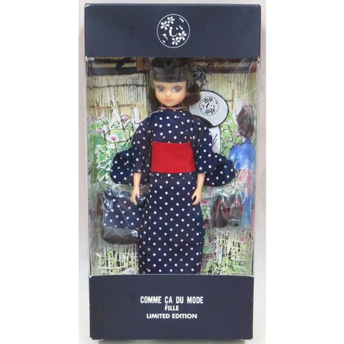 Takara Licca COMME CA DU MODE Licca chan yukata Without fan Japan