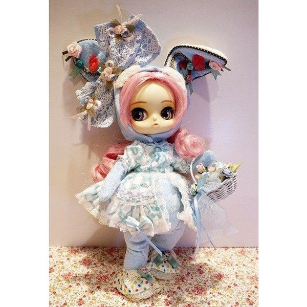 Pullip Byul Silly Nude White Rabbit Du Jordan Outfit Groove dolls