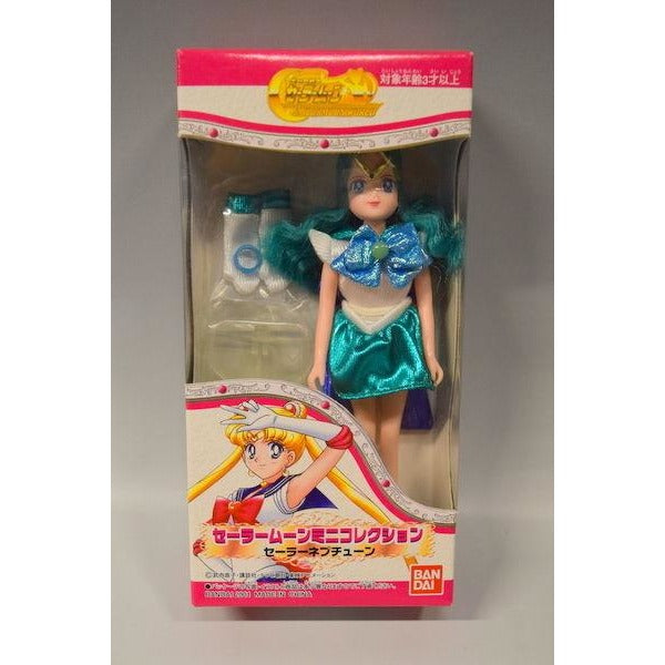 Bandai Sailor Moon Mini Collection Sailor Moon World Sailor Neptune