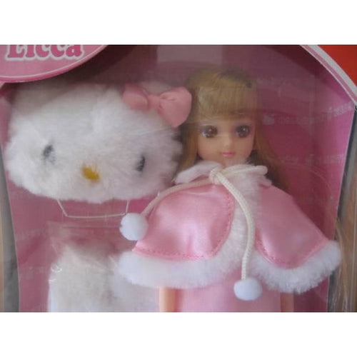 Takara Licca Sanrio Hello Kitty Licca chan Cosplay Japan