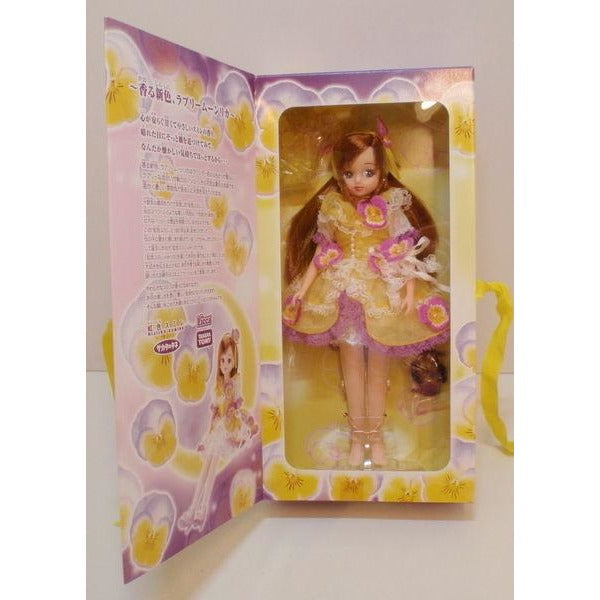 Takara Licca Rainbow color Smirre Licca 3 Love Munika from Japan