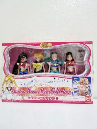 Bandai Sailor Moon Mini Collection DX 2