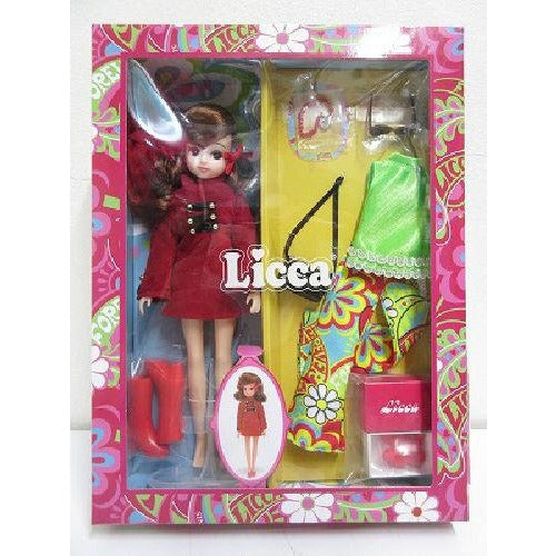 Takara Licca 50th anniversary Licca-chan exhibition limited