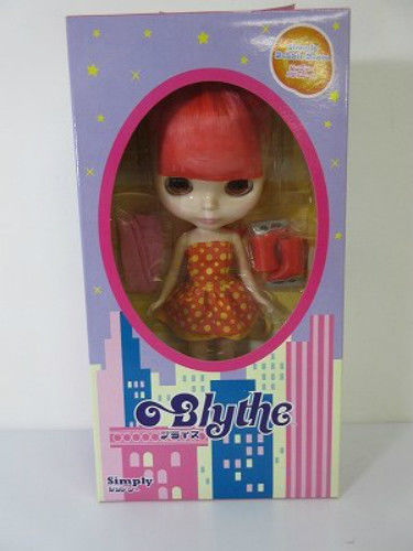 CWC Limited Takara Tomy Neo Blythe Simply Bubble Boom