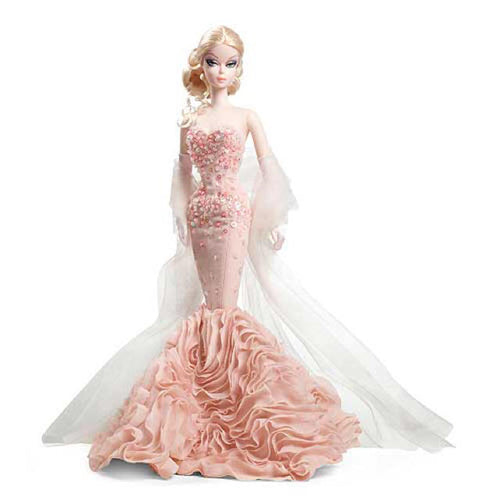 MATTEL FMC Barbie Mermaid gown