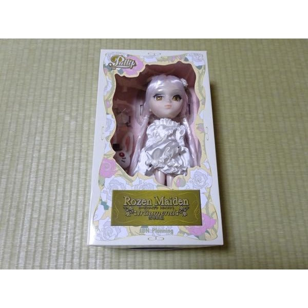 Pullip doll Kirakisho Rozen Maiden First Press Limit ver. NEW from Japan